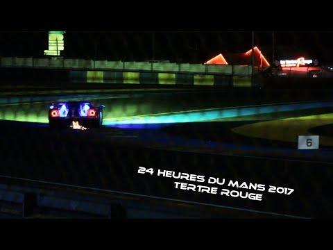 24 Heures du Mans 2017 - Tertre Rouge