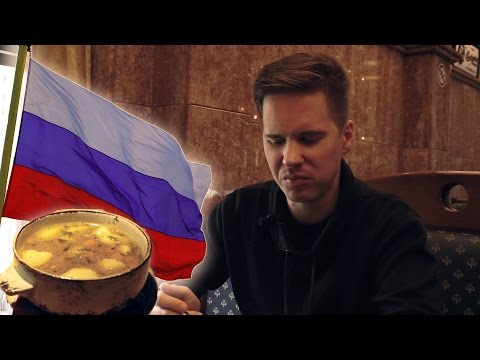 Taste Testing Russian