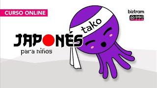 CURSO ONLINE JAPONÉS PARA NIÑOS