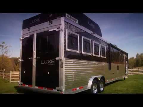 Lakota - Luxe Living Quarter Horse Trailers
