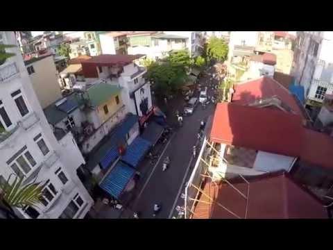 Hanoi intersection