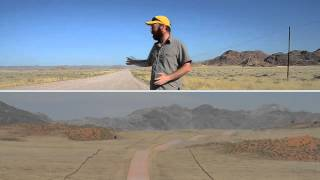 Namibian Roads: An overview