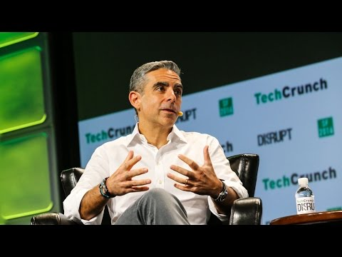 Realtime Talk with Facebook Messenger's David Marcus