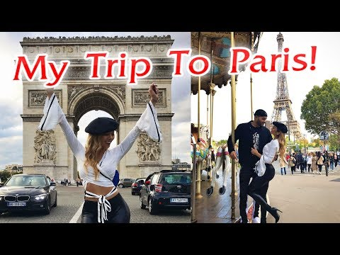 OUR PARIS ADVENTURE!! ft. Don Benjamin | Liane V