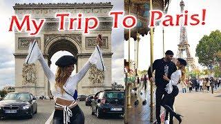 OUR PARIS ADVENTURE!! ft. Don Benjamin | Liane V