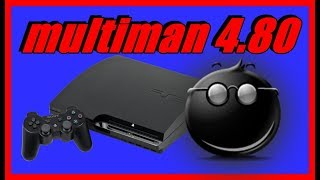 ★ HOW TO GET FREE GAMES ON PS3 WITH MULTIMAN! ★ (Jailbreak Required)