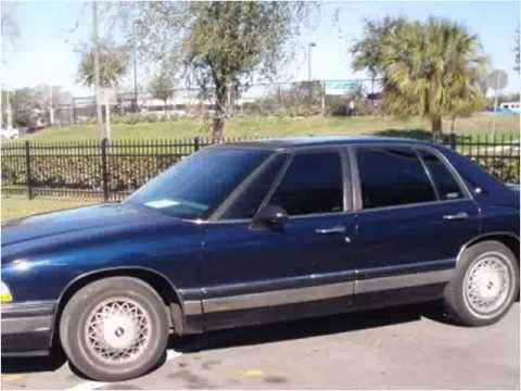 1994 buick park avenue used cars st petersburg fl youtube. Black Bedroom Furniture Sets. Home Design Ideas