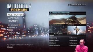 """Battlefield 4 """"Clan Battle BOSS Vs TSF"""""""