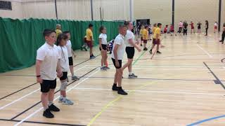 Tees Valley Dodgeball Final