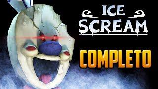 Ice Scream Juego COMPLETO y FINAL | Nueva Versión | Guia en Español | Como pasar el juego Android