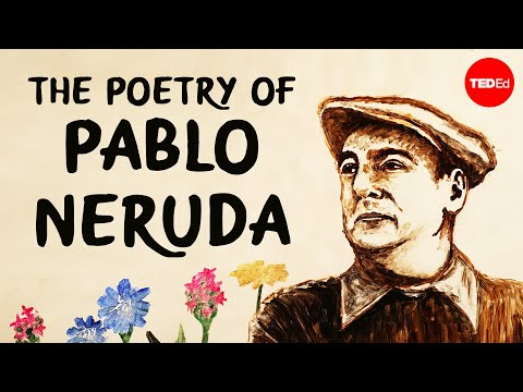 Video image: Romance and revolution: the poetry of Pablo Neruda - Ilan Stavans