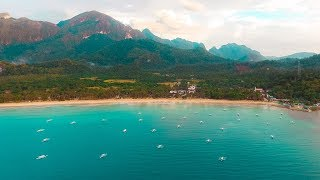 THE MOST UNDERRATED BEACH IN PALAWAN