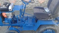 Mini traktori