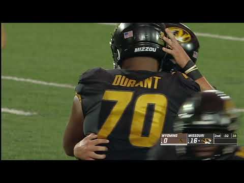 HIGHLIGHTS:  Mizzou moves to (2-0) vs Wyoming