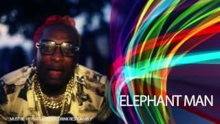 dream weekend 2016 elephant man message