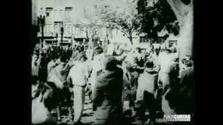 Corto sobre la Final del Mundial de 1950 (Maracanazo) Uruguay vs. Brasil