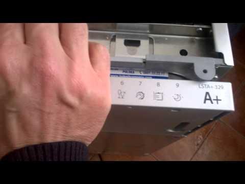 difetto lavastoviglie ariston HOTPOINT LSTA+ 329 AX/HA