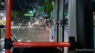 서울 강북구 마을버스 강북01번 주행영상(자막있이 올려…