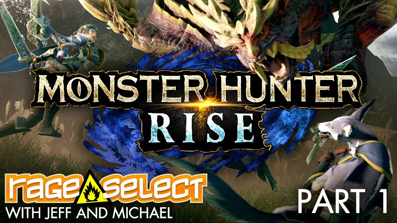 Monster Hunter Rise (The Dojo) Let's Play - Part 1