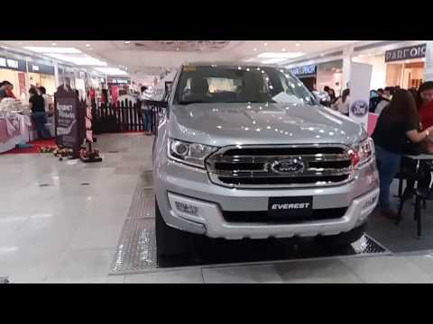 2017 Ford Everest 3.2 Titanium 4WD (Short Take Review)
