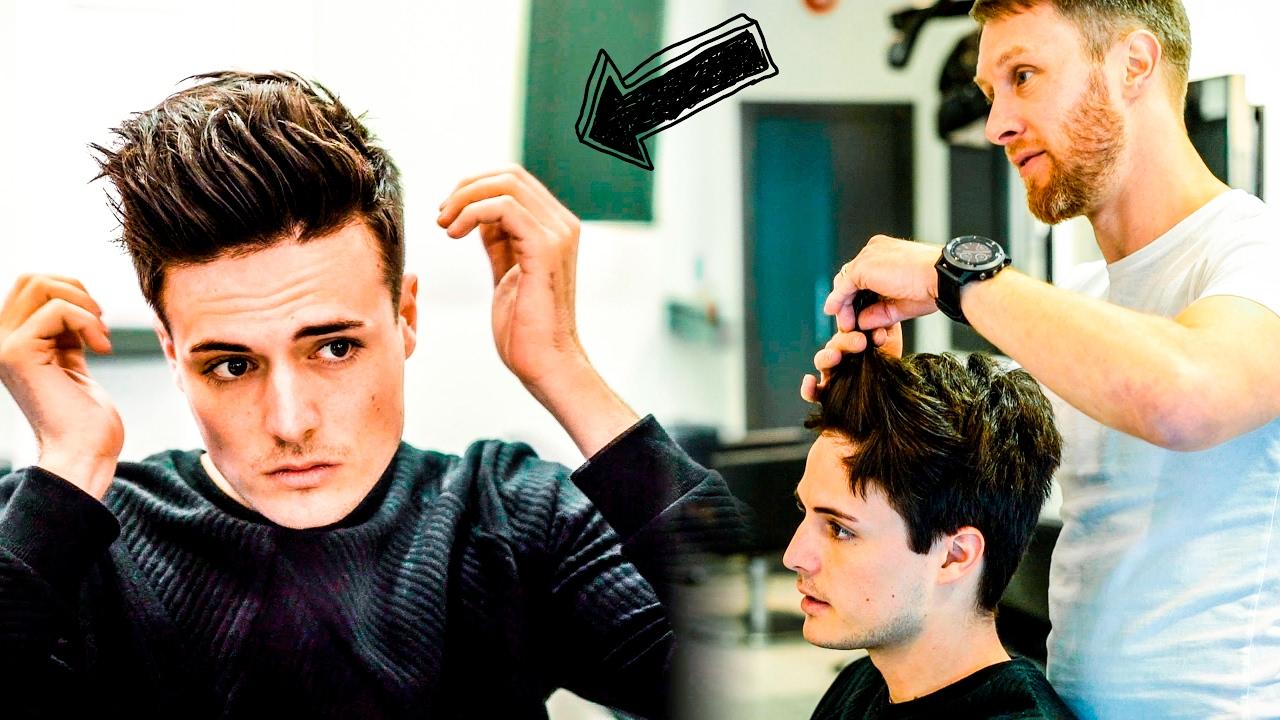 fix bad haircut mens