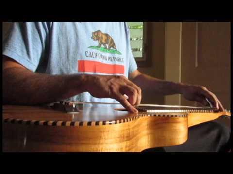 Matthew Nigro     Improv DGDGGD on Iseman Koa Steel Guitar