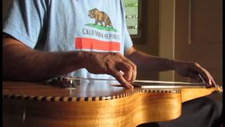 Matthew Nigro     Improv DGDGGD on Iseman Koa Steel Guitar