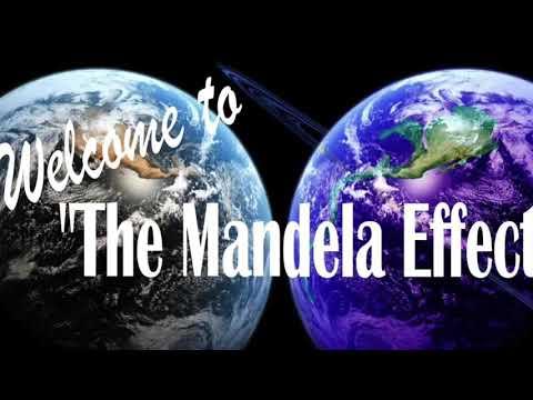 Mandela Effect by ILLUMINATI CONGO