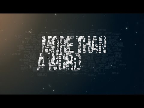 More Than A Word Official Teaser
