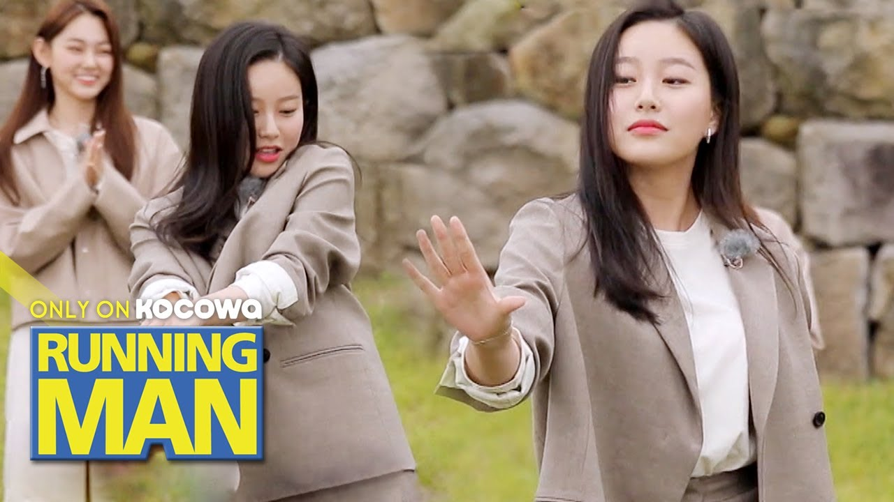 Download Park Yu Na Used to be an Idol Trainee, Right? [Running Man Ep 471]