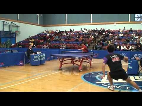(SF) LIU JiKang vs WANG Zheng (2) - 2010 Double Fish Canada Open