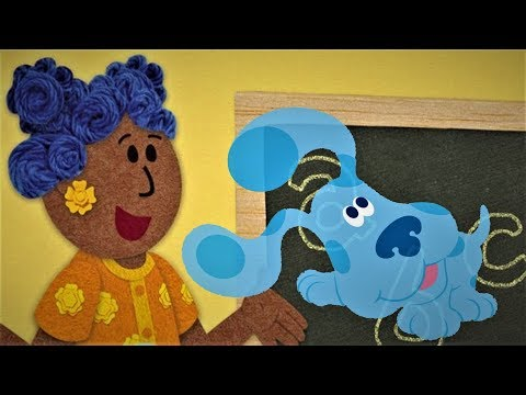 Blue's Clues  Blue Takes You to School PC 2003  Demo
