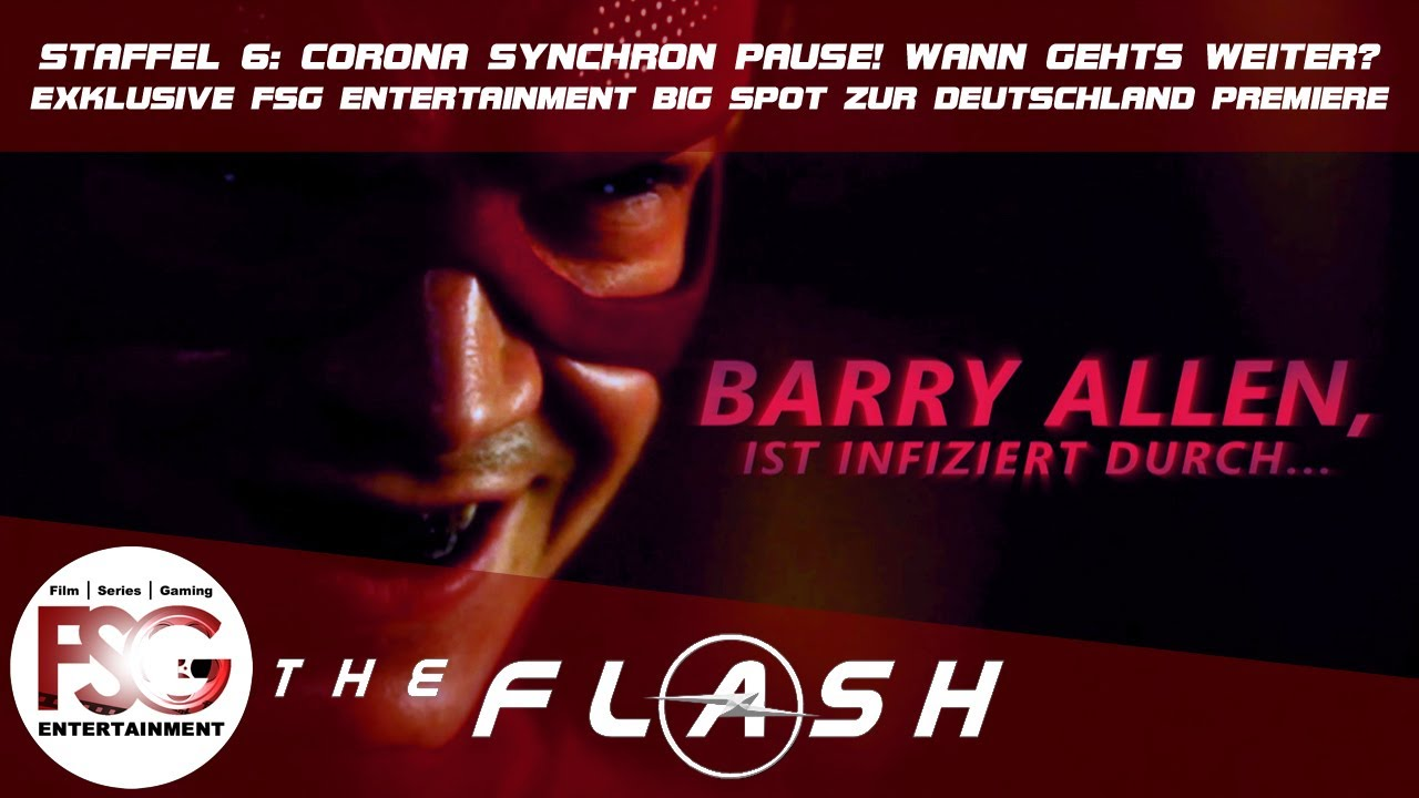 The Flash Staffel 2 Ger Sub