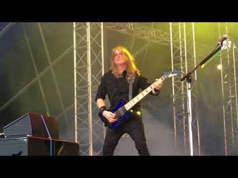 Megadeth - Peace Sells Live @ Rockfest, Finland 8/6/2018