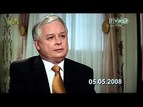 """Lech Kaczyński - """"Najczystszy w świecie żart!"""" - Ustawa medialna"""