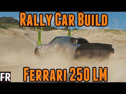 Forza Horizon 4 - Rally Car Build - Ferrari 250 LM thumbnail