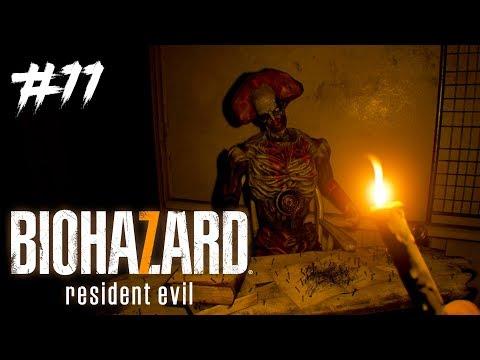 RESIDENT EVIL 7: BIOHAZARD #11. ДЕНЬ РОЖДЕНИЯ