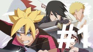 #1 Naruto Storm 4 Boruto