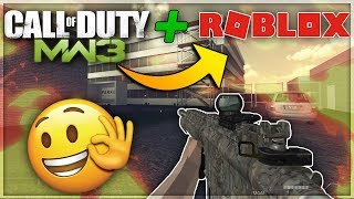 Call of Duty: MW3 in ROBLOX...