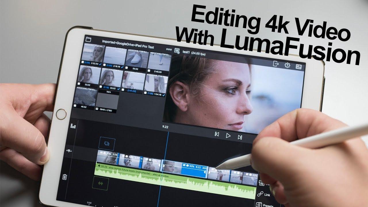 lumafusionipad_Editing4kvideowithLumaFusionontheiPadPro-Part1-YouTube