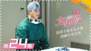 DVD版   《如果,爱》第24集:万嘉乐盗用晴天创意 Love Won't Wait EP24【芒果TV独播剧场】