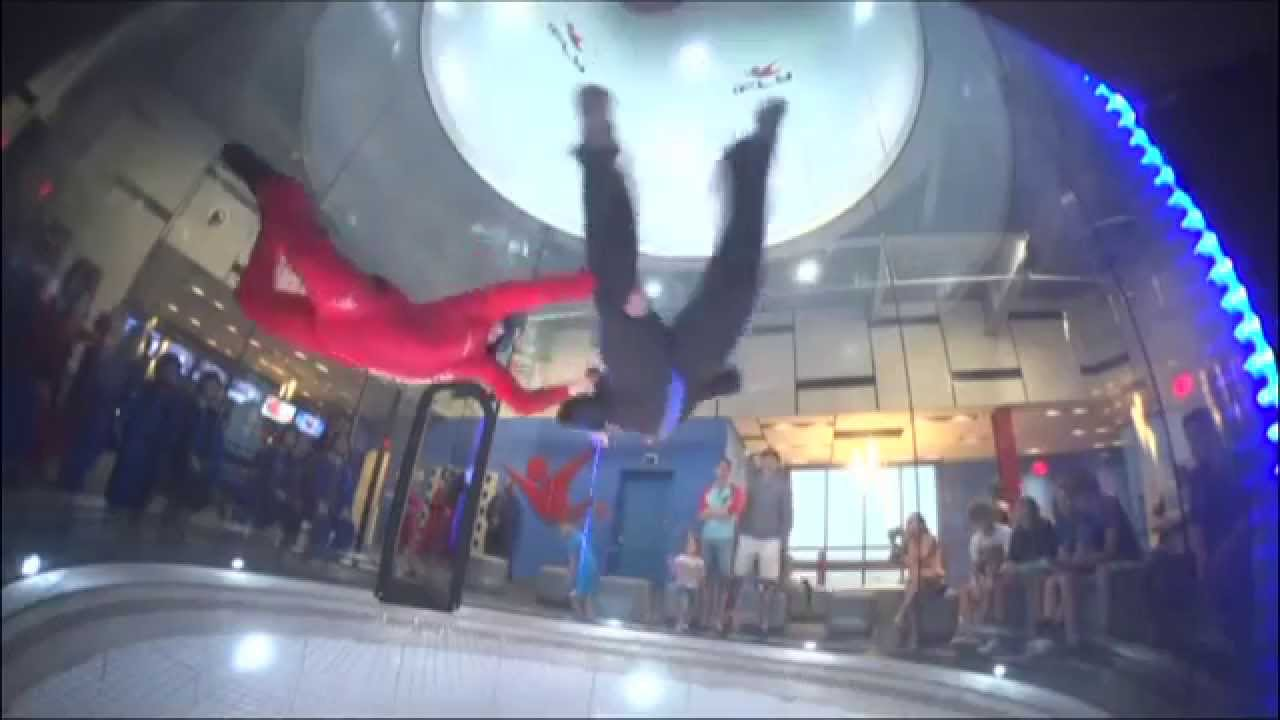 Indoor skydiving mckinney tx