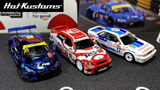 NEW Tarmac Works Max Orido Toyota Altezza With Audi R8 And AE92