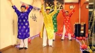Hướng dẫn bài nhảy flashmob chào xuân 2014 MIRROR RÚT GỌN