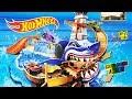 видео для детей тим хот вилс горка с акулой машинки меняющие цвет в воде на TUMANOV FAMILY
