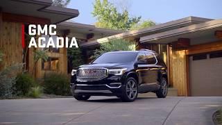 2018 Acadia: Exterior Overview   GMC