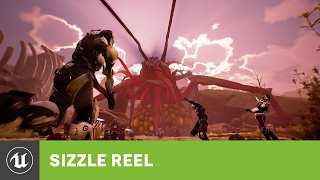 #EpicFriday Oct 2016 Sizzle Reel | Unreal Engine