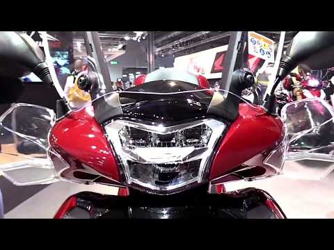 2019 Honda SH150 ABS Scooter Review