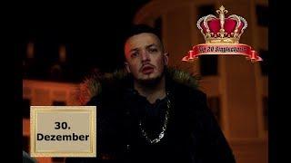 TOP 20 Deutschrap Single Charts | 30. Dezember 2017