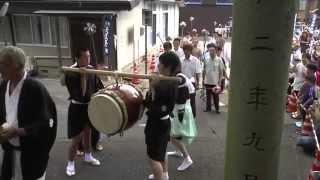 【鳥羽市】坂手島 棒練りshort.ver(H27.0712)